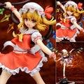 Touhou projeto Flandre Scarlet Irmã do Diabo 1/8 Completa Figura Collectible Toy Modelo