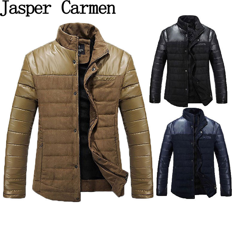 free shipping Men's Cotton-padded Jacket of 2017 Autumn Winters Coats and Jackets.Cotton-padded clothes 99