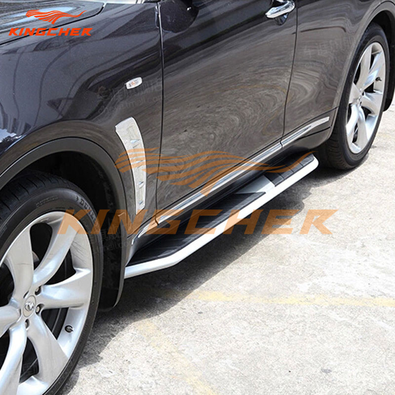 2012 Infiniti Qx Interior: High Quality Aluminum Side Step Running Board Nerf Bar For