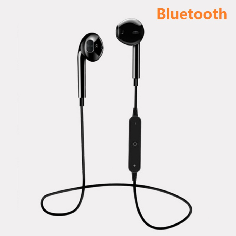 3Pcs/Lot Bluetooth Earphone Wireless Sport Stereo Headphones for Phone iPhone Samsung Xiaomi Huawei HTC High Quality Wholesale