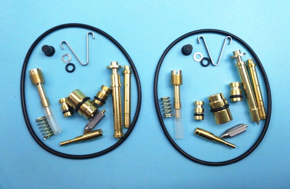 2x Carburetor Carb Rebuild Kit Repair for CB350 CL350 CB CL 350 Both Carb 2 Year