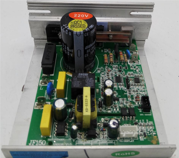 Free Shipping JF150 JF200 circuit board circuit board treadmill Suit for YB-530AS YB-600AS YB-750AS yb