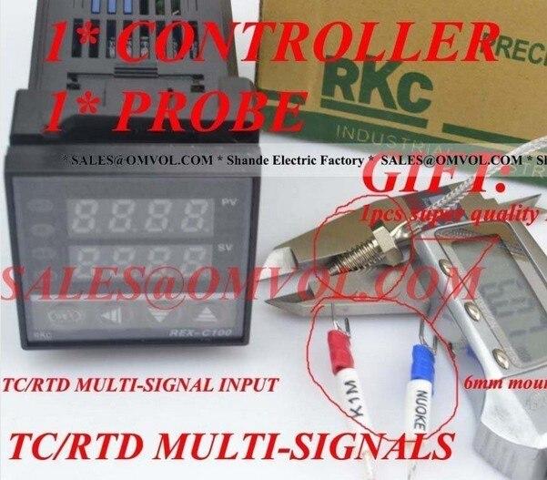 Fine Pid Temperature Controller Ssr Multi Input Tc Rtd Rex C100 100 To Wiring Digital Resources Inklcompassionincorg