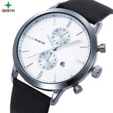 Hombres de Negocios Reloj de Lujo Marca Festina Homme Montre Saat Reloj Hombre Vestido de Reloj de Cuarzo Blanco Causal Moda Reloj de Los Hombres Reloj de Pulsera
