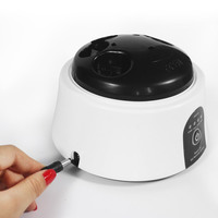 Nail Gel Polish Removal Tool 30w Steam Off Gel Removal Machine Steam Off Gel Removal Nail