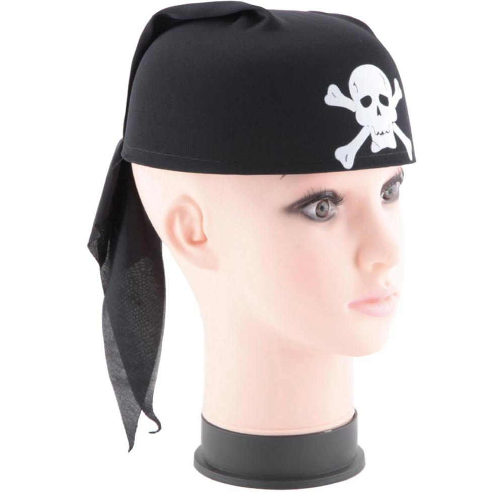 Themed Ship Captain Party Cos Toy for Halloween Dress Magic Pirate Hat