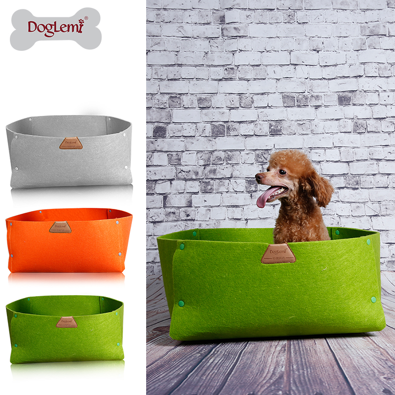 DogLemi 2 IN 1 Dog Beds Blanket Cat Sleeping Bed Cats perro Dog Pet Bed for Small Dogs