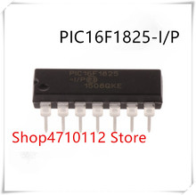 NEW 5PCS/LOT PIC16F1825-I/P PIC16F1825 IP DIP-14 IC