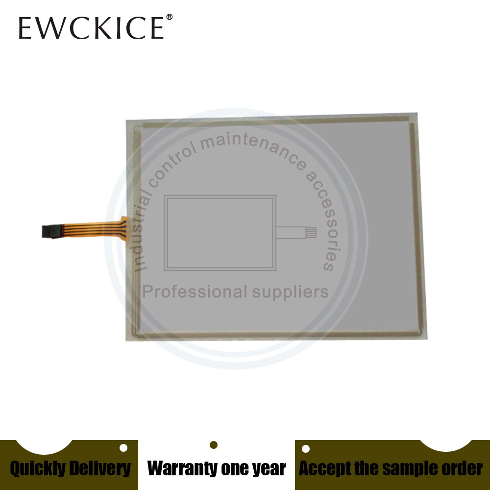NEW R8219-45 R8219-45B R8219-45 B HMI PLC touch screen panel membrane touchscreen цена