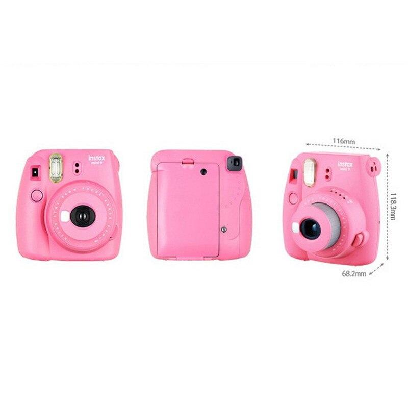 Fujifilm Instax Mini-caméra à Film instantané multicolore pour appareil Photo instantané Polaroid - 3