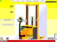Jungheinrich ForkLifts ET Parts SH Repair Judit4 Diagnostic V4 33