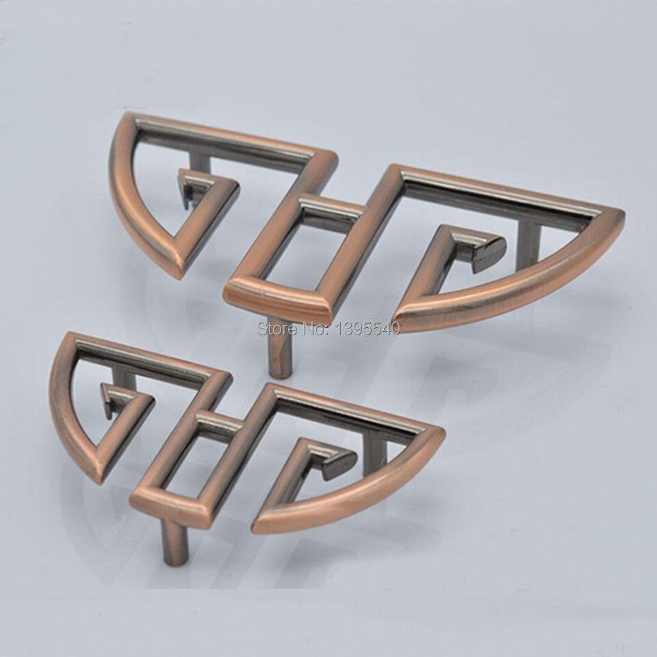 Neue 96mm Antikes Kabinett Knob Euro Stil Möbel Hardware Kupfer ...