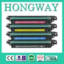 Compatible laser printer Cartridges For HP 400A toner cartridge,  Refilled for HP Laserjet Enterprise 500 Color M551
