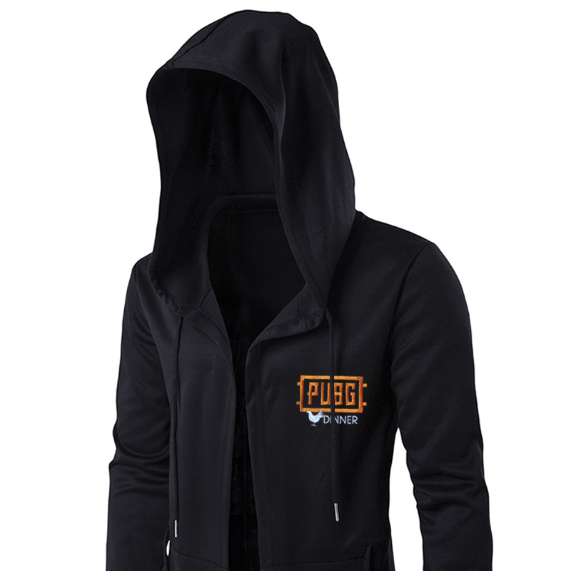 Embrodiery Hoodies Game Assassin Player Unknown's Battlegrounds Men Hooded Sweatshirts Tom clancy's The Division Man Coat M-5XL image