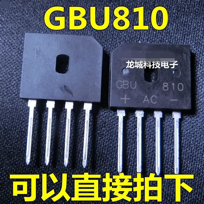 100PCS MB6S MB6F MB10S MB10F MB6M MB10M SMD DIP Rectifier Bridge Rectifier