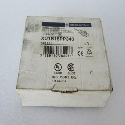 * * NEW sensor XU1B18PP340