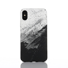 iPhone X Abstract Graffiti Phone Case on for iPhone