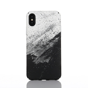 Image 5 - Coque for iPhone X Abstract Graffiti Phone Case on for iPhone X 10 iPhone 6 6S 8 7 Plus Fashion Hard Case Cover Fundas Men Women