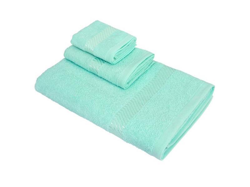 Towel bath WELLNESS, Lucky, 70*140 cm, turquoise towel bath santalino with рождением доченьки 70 140 cm