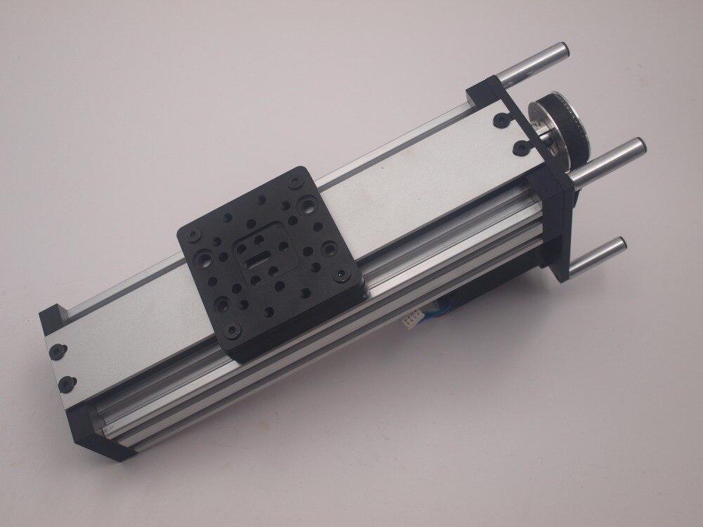 Asse Z sistema C-Fascio 250/300/500mm High torque C-beam NEMA23 motore Cinghia riduzione attuatore Lineare macchina accessorio FAI DA TEAsse Z sistema C-Fascio 250/300/500mm High torque C-beam NEMA23 motore Cinghia riduzione attuatore Lineare macchina accessorio FAI DA TE
