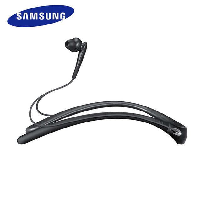 SAMSUNG Original Level headsets Collar Noise Cancelling Support A2DP,HSP,HFP for Iphone X Iphone 8 U PRO Wireless Bluetooth