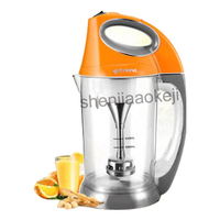 Casa-leite de soja automática máquina de multi-função de filtro-livre pasta de arroz máquina máquina de Leite De Soja 220 v 910 w 1 pc