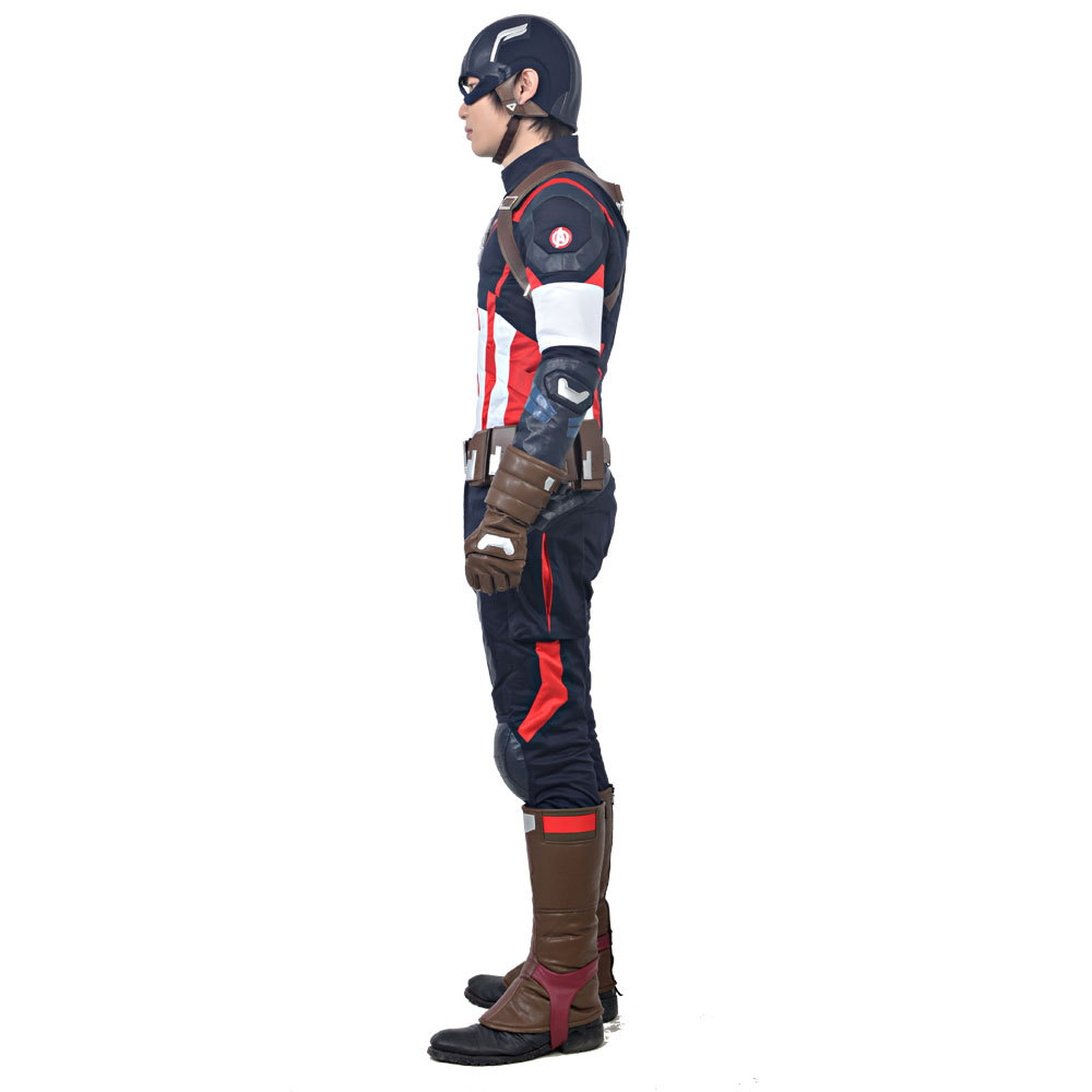 avengers age of ultron captain america cosplay costume halloween