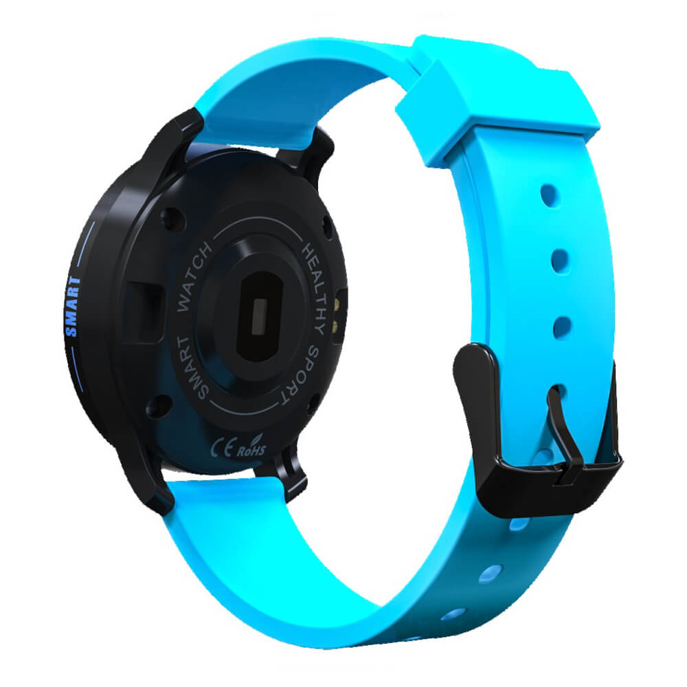 MAKIBES AEROBIC A1 SMART SPORTS WATCH BLUETOOTH DYNAMIC HEART RATE MONITOR SMARTWATCH S200 231407 11