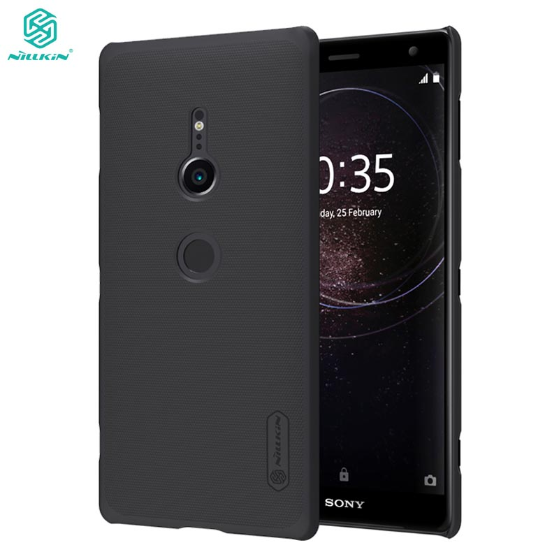 sFor Sony XZ2 Case Nillkin Frosted Shield PC Hard Back Cover Case for Sony Xperia XZ2sFor Sony XZ2 Case Nillkin Frosted Shield PC Hard Back Cover Case for Sony Xperia XZ2