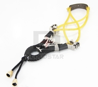 CS32046 NEW Portable Hunting Slingshot 304 Stainless Steel Catapult Hunting Outdoor Sports Competition Free Shipping