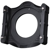 Zomei Adapter Ring 100mm Multifunctional Filter Holder For LEE Cokin Z System 67 72 77 82