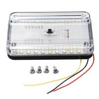 dome lamp 36LED Car Interior Dome Light ABS White Ceiling Lamp for 12V Marine Boat Motorhome Accessories (1)