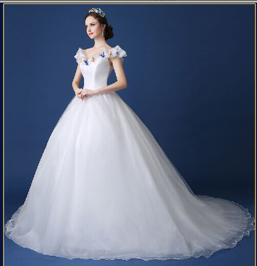 2017 New Y Fairy Tales Costume Deluxe Blue Cinderella Princess Dress Hot Movie S Party Ball Gowns In Costumes From Novelty