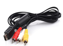 1.8 m AV cable video HD RGB for ps2