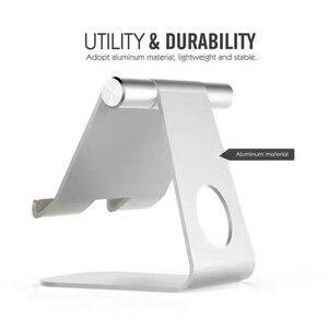 Image 3 - Evrensel Alüminyum Tablet soğutma pedi Standı tablet Tutucu Apple ipad 2 3 4 mini 7 8 9 10 inç tablet