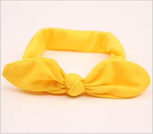 Повязка-тюрбан эластичный ободок для волос, повязка на голову, бандана, Новинка - Цвет: color 5