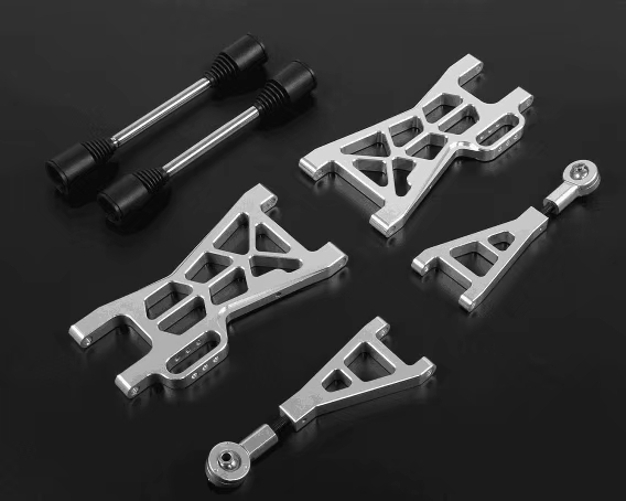 baja5b 5t 5sc CNC alloy rear extended A arm set 85440 стоимость