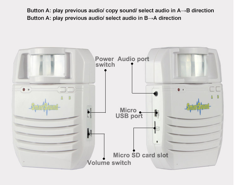 Powered Detector Last Audio 9