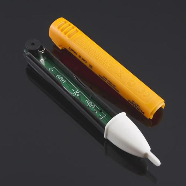 2017 1pc Electric Indicator Socket Wall AC 90-1000V Power Outlet Voltage Tester Detector Sensor Volt Test Pen LED Light Indicato