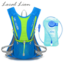 LOCAL LION 5L Cycling Backpacks Hydration Backpack with 1L Water Bladder Bag Lightweight Outdoor Sports Hiking Backpack HT531