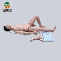 BIX-H1 Novo Tipo De Manequim Para Estágio de Enfermagem Multifuncional (Feminino) W074