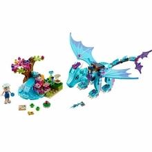 10550 building blocks brick toys children compatible Legodiy Elf rescued long 41179 toy model