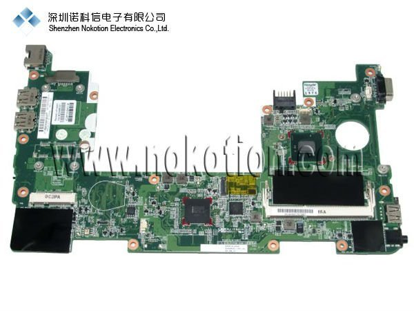 627756-001 633486-001 main board For HP MINI 110 laptop motherboard (N455)  DDR3 GOOD Quality 100%test before shipment