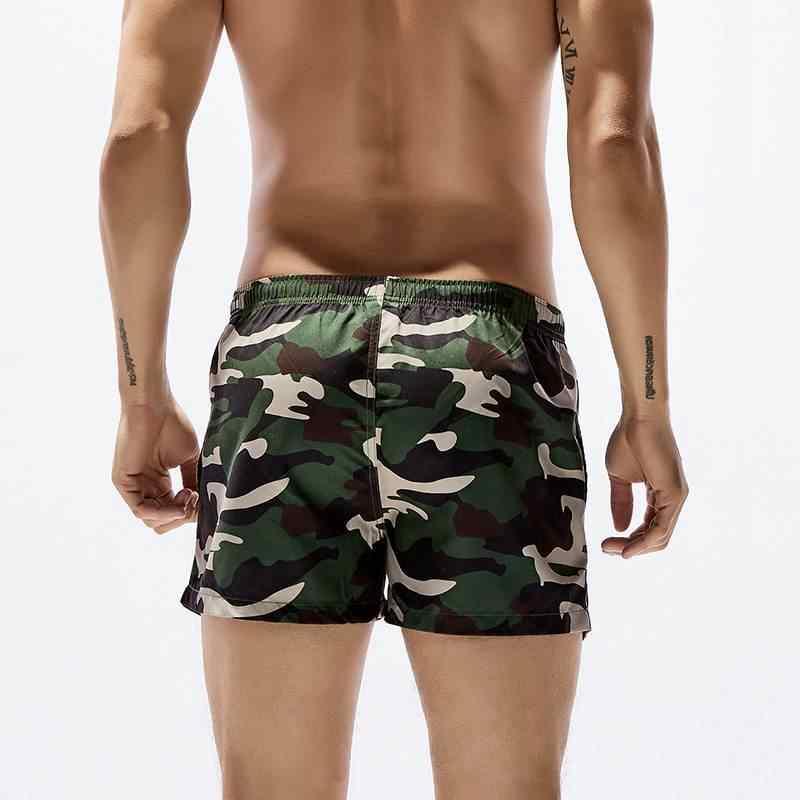 Sommer Strand Shorts Männer Quick Dry Camouflage Board Shorts Herren Bade Kurz Tasche Camo Männlichen Lose Boardshorts Plus Größe