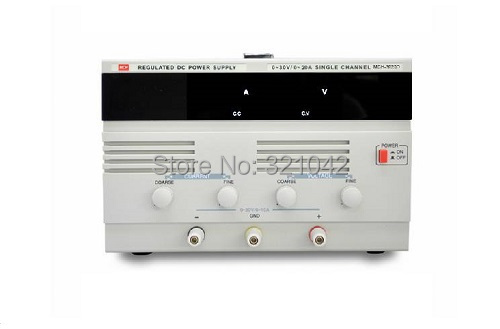 MCH-3020D adjustable linear DC regulated power supply 30V20A battery test LED aging charging experimental power supply cps 6011 60v 11a digital adjustable dc power supply laboratory power supply cps6011