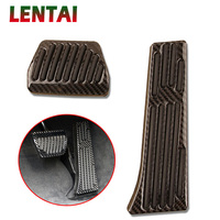 LENTAI Car Styling Carbon Fiber Accelerator Stickers For BMW F30 E46 E39 E90 E60 E36 F10 E34 X5 E53 E30 X3 X4 X6 X1 Accessories