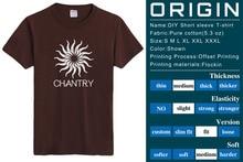 Funny printing cool tees CHANTRY short sleeve T-shirts for man and gamers T-shirts company custom tshirts straight cut t-shirt