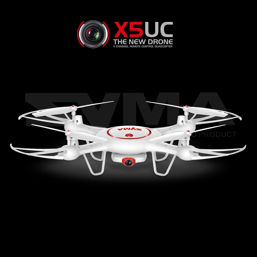 Syma X5UW X5UC RC Drone with WiFi Camera HD Real-time Transmission FPV Quadcopter 2.4G 4CH Helicopter Dron Quadrocopter syma x8w fpv rc quadcopter drone with wifi camera 2 4g 6axis dron syma x8c 2mp camera rtf rc helicopter with 2 battery vs x101