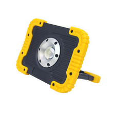 10W COB LED Flood Light 450LM Portable LED Work Lamp Battery Operated Spotlight For Camping Fishing Home Emergency