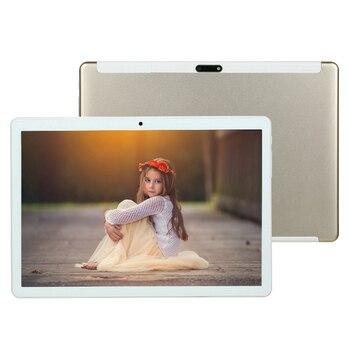 2019 Newset Google Play Android 8,0 OS 10,1 pulgadas tablet Octa Core 6 GB RAM de 4 GB 128GB ROM 1280x800 IPS 2.5D vidrio niños tabletas 10
